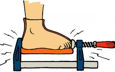 Mogelpackung Kinderschuhe: Gesundheitsrisiko durch falsche Schuhgrößen