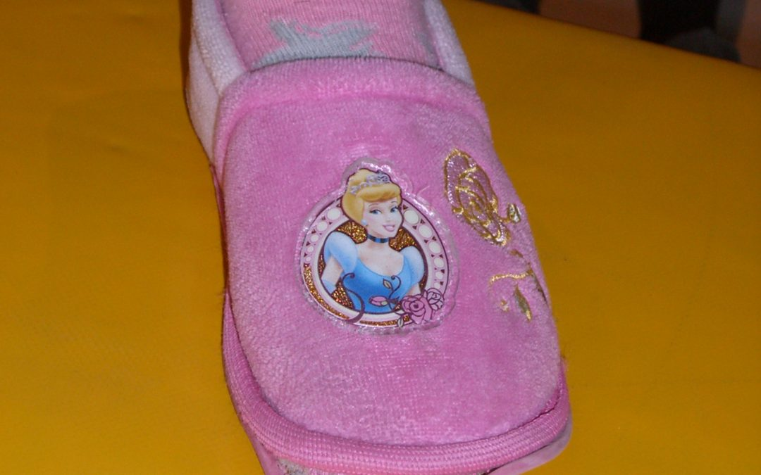 Girls' shoes: Cute, pink, and dangerous