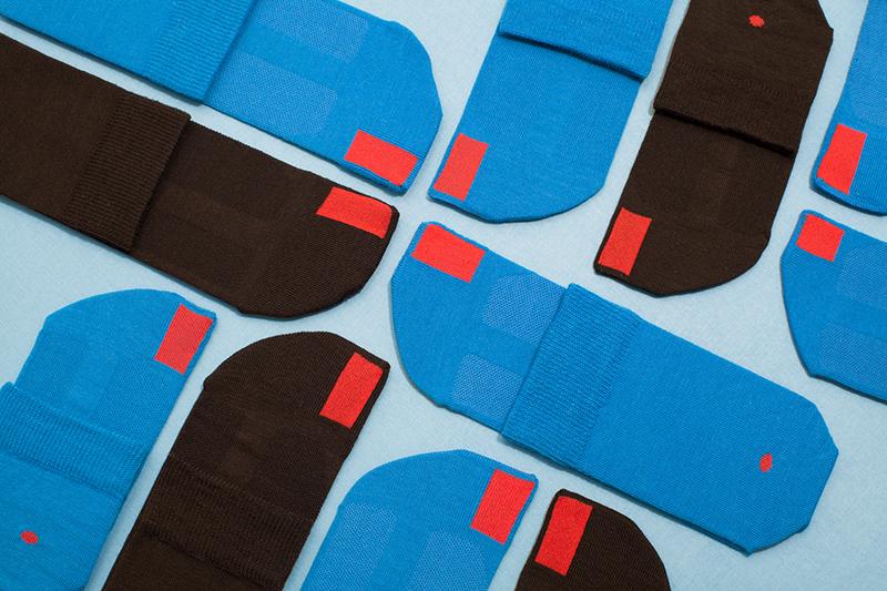 Von Socken, die zu Füßen passen